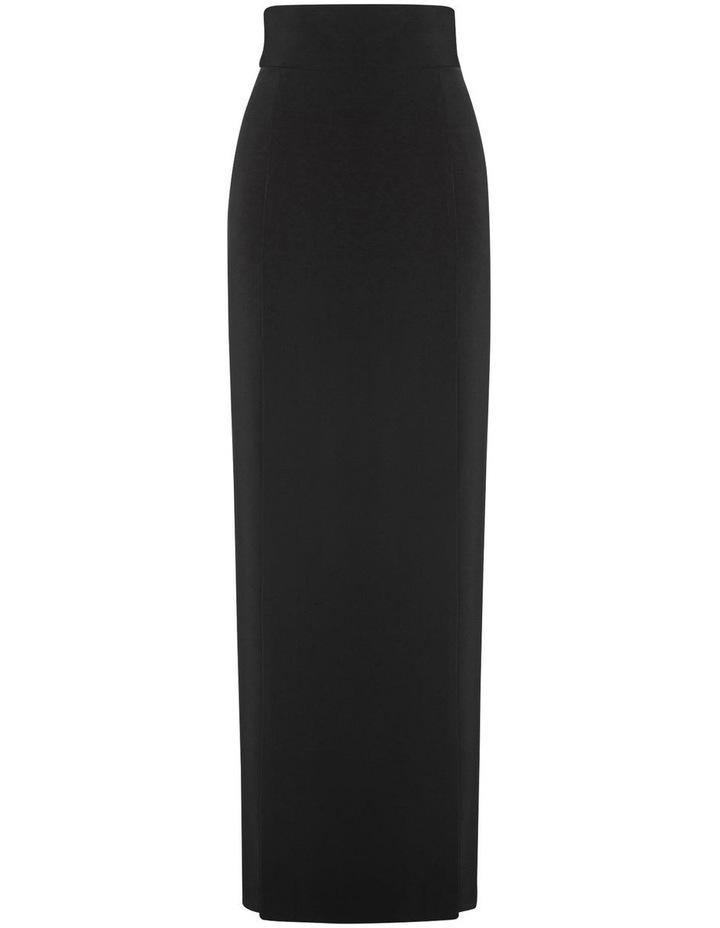 Tech Stretch Column Skirt image 6