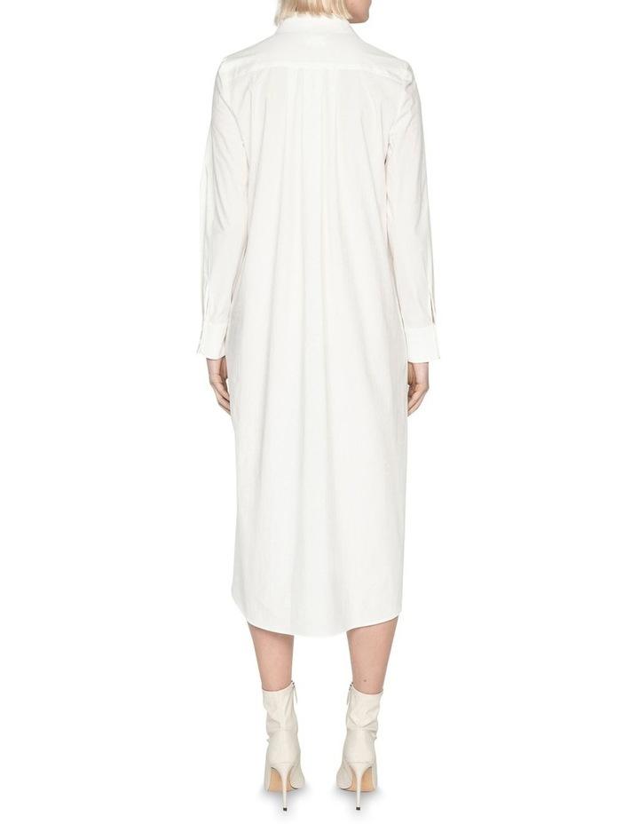 Cotton Maxi Shirt image 2