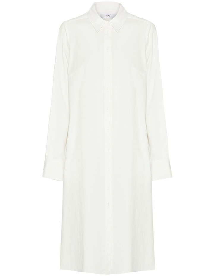 Cotton Maxi Shirt image 5