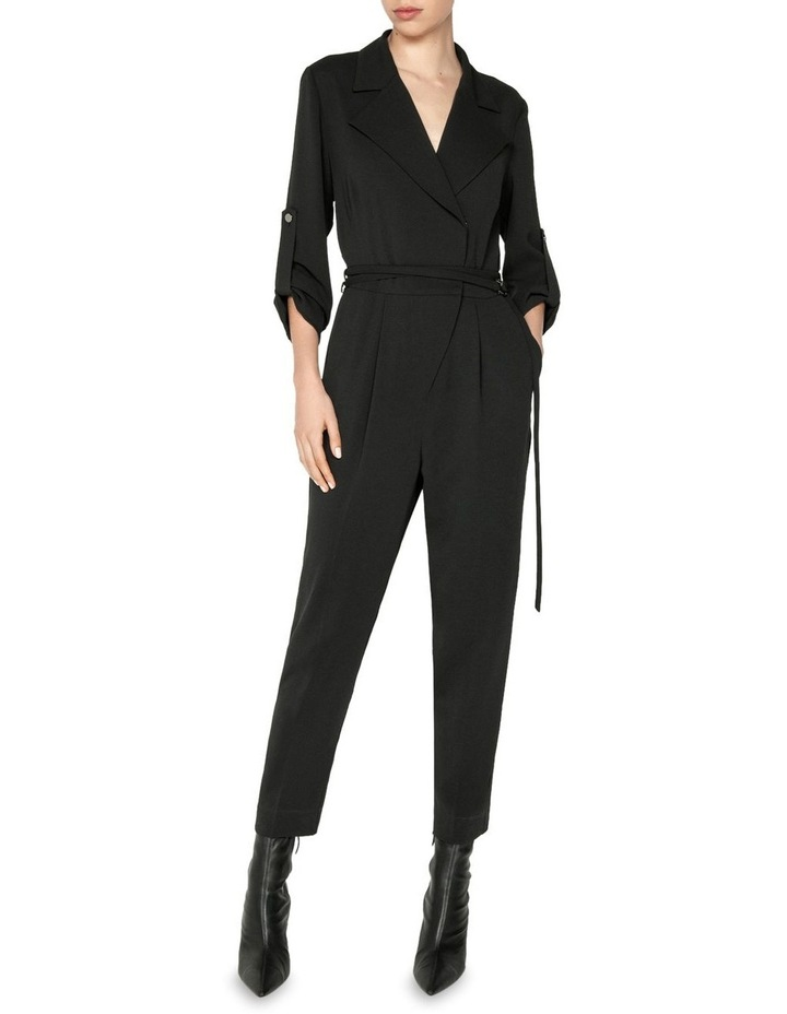 Trench Tapered Jumpsuit image 1