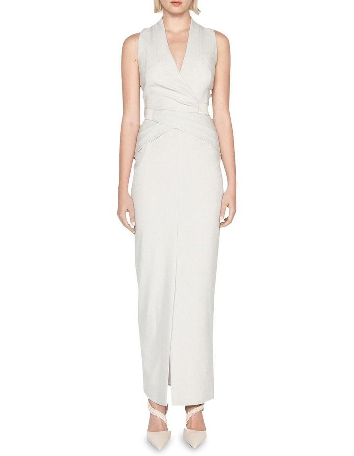 Wrap Column Dress image 1