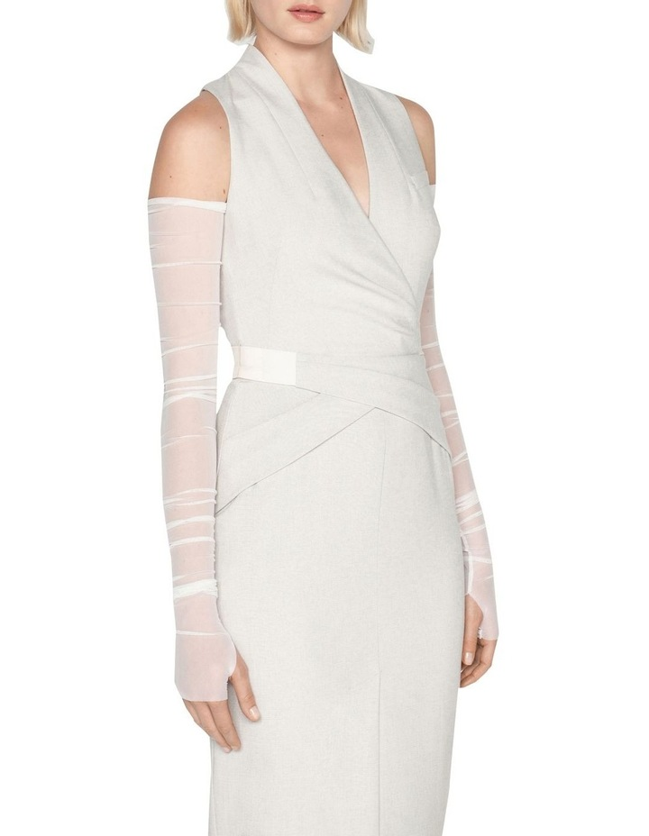 Wrap Column Dress image 3