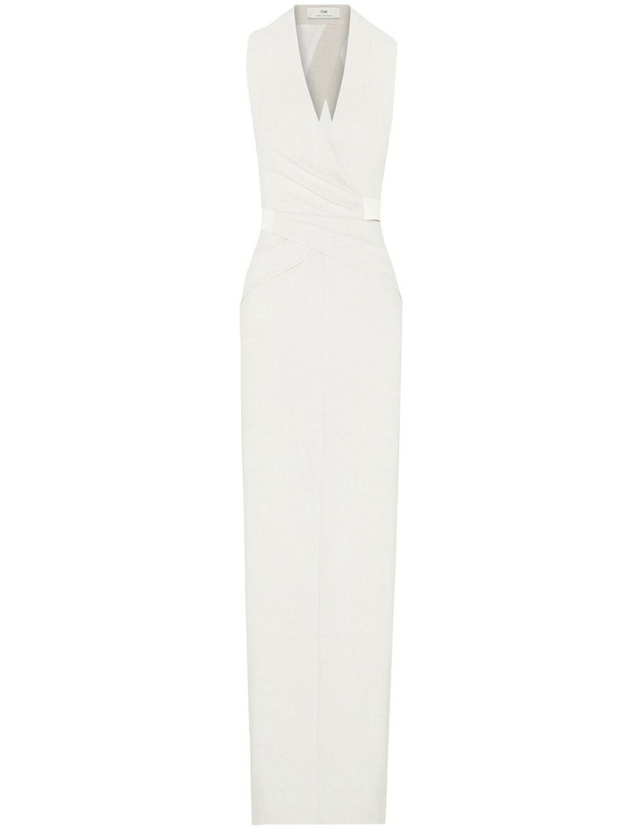 Wrap Column Dress image 4