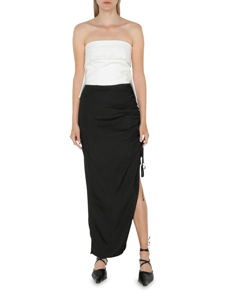 Drapey Tech Ruched Skirt image 1