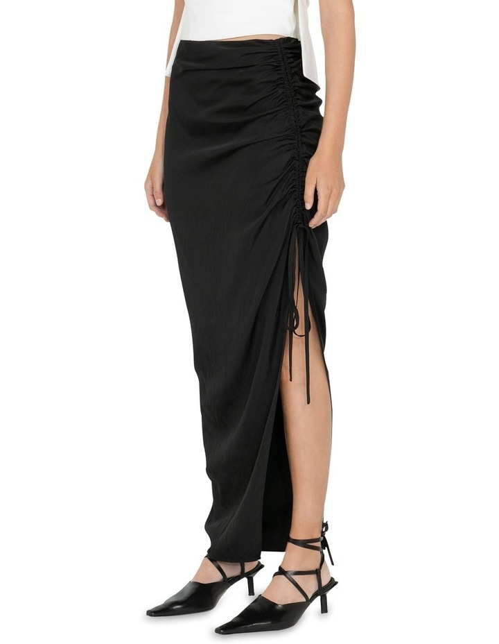 Drapey Tech Ruched Skirt image 2