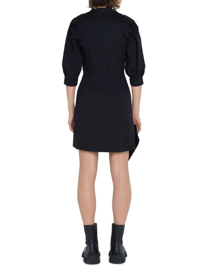 Cotton Puff Sleeve Dress image 3
