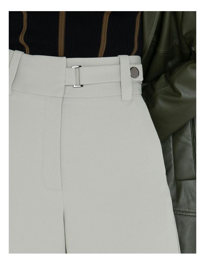 Buckle Wide Leg Pant image 4