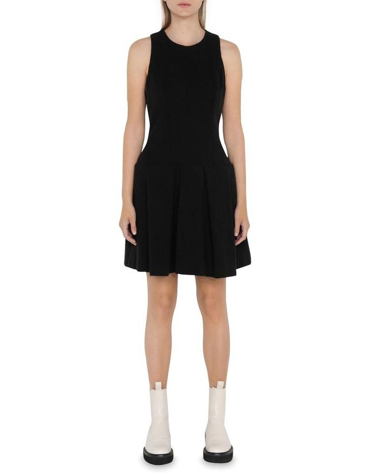 Boucle Tweed Drop Waist Dress image 1