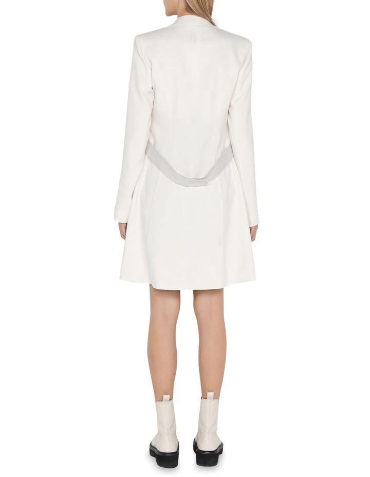 Melange Wrap Front Jacket image 3