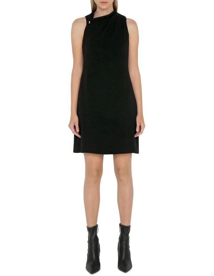 Tucked Shoulder Dress image 1