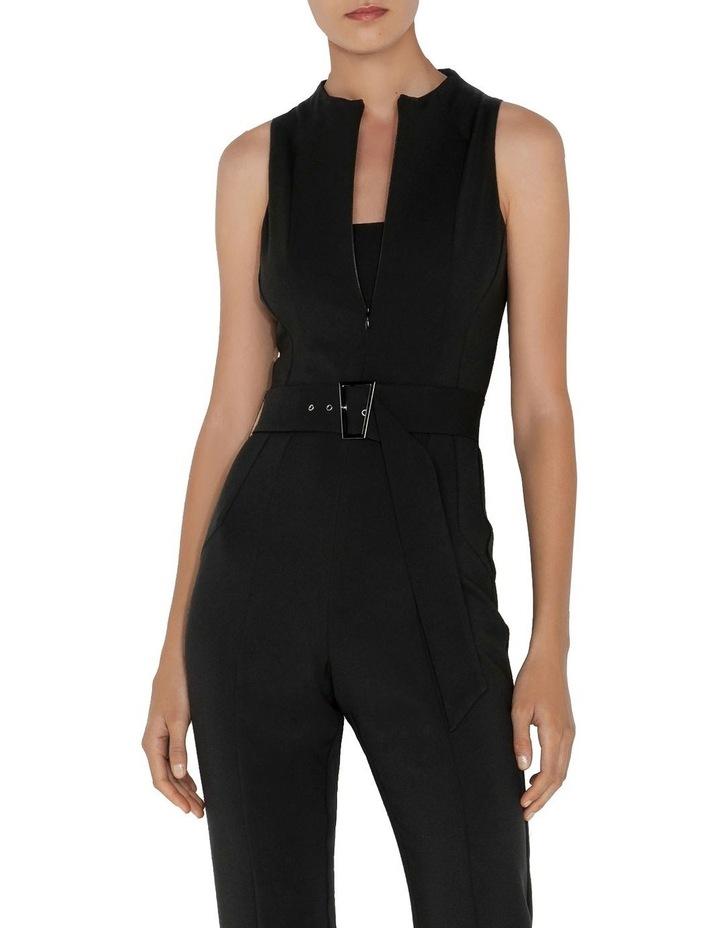 Zip Front Jumpsuit image 2