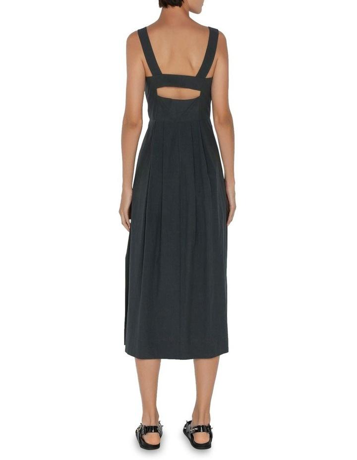 Cotton Snap Front Dress image 3
