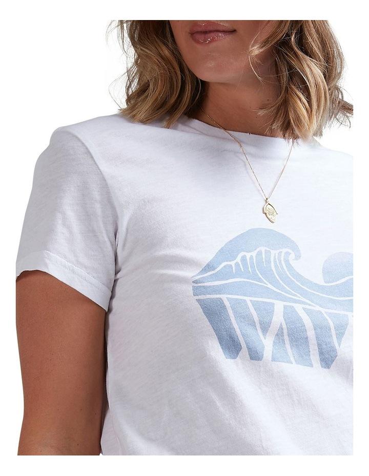 Eco Waves Short Sleeve Tee image 4