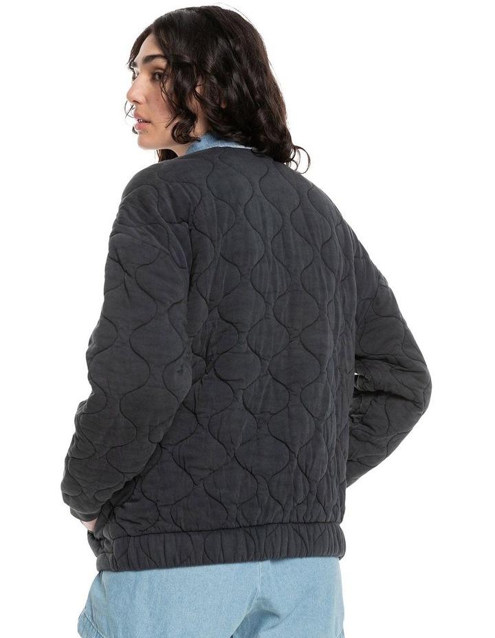 Womens Deeper Ocean Organic Mid-Length Jacket image 3