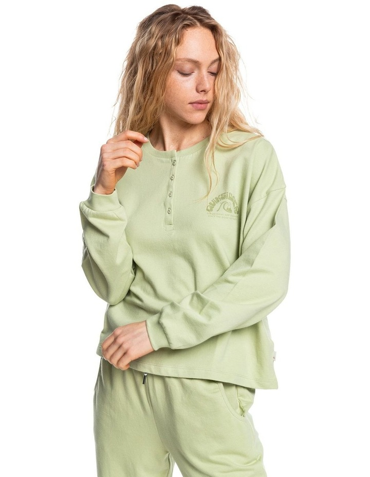 Womens Dance With Sun Long Sleeve T-Shirt image 2