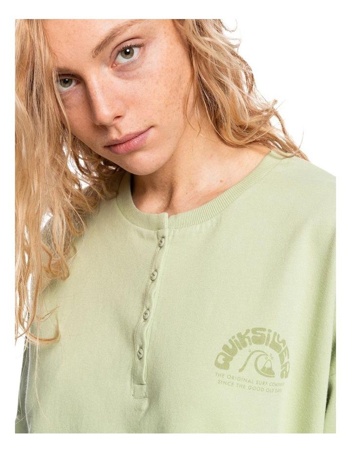 Womens Dance With Sun Long Sleeve T-Shirt image 4