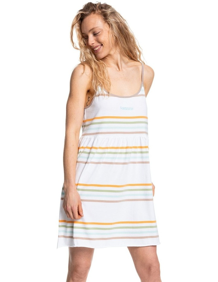Womens Iconic Coast Strappy Mini Dress image 1