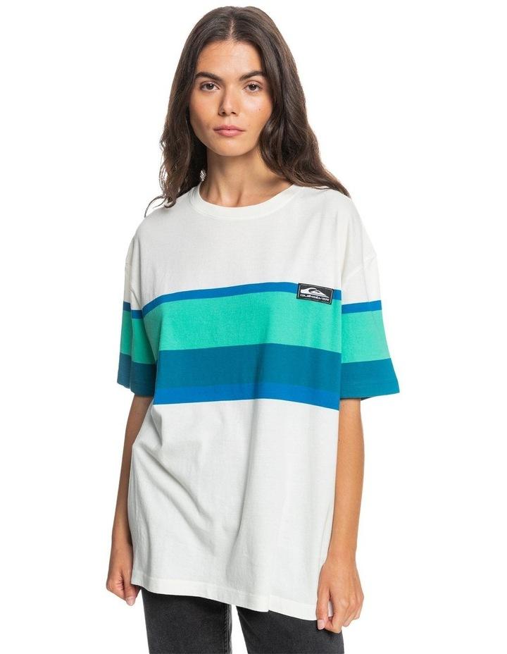Womens Surf Heritage Organic T-Shirt image 1