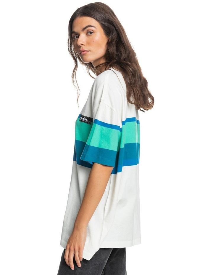 Womens Surf Heritage Organic T-Shirt image 2