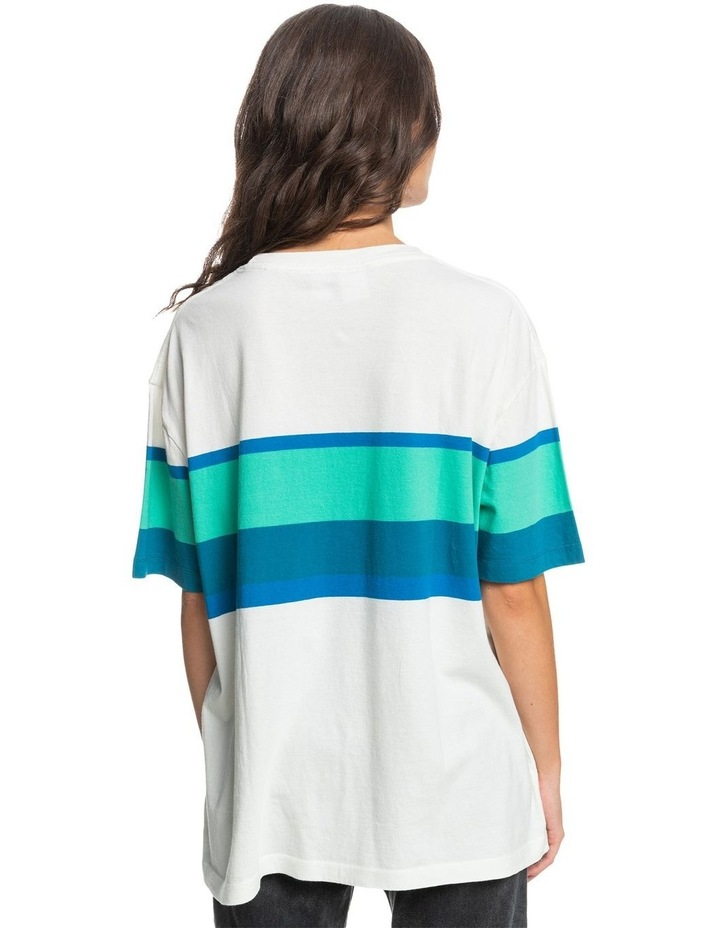 Womens Surf Heritage Organic T-Shirt image 3