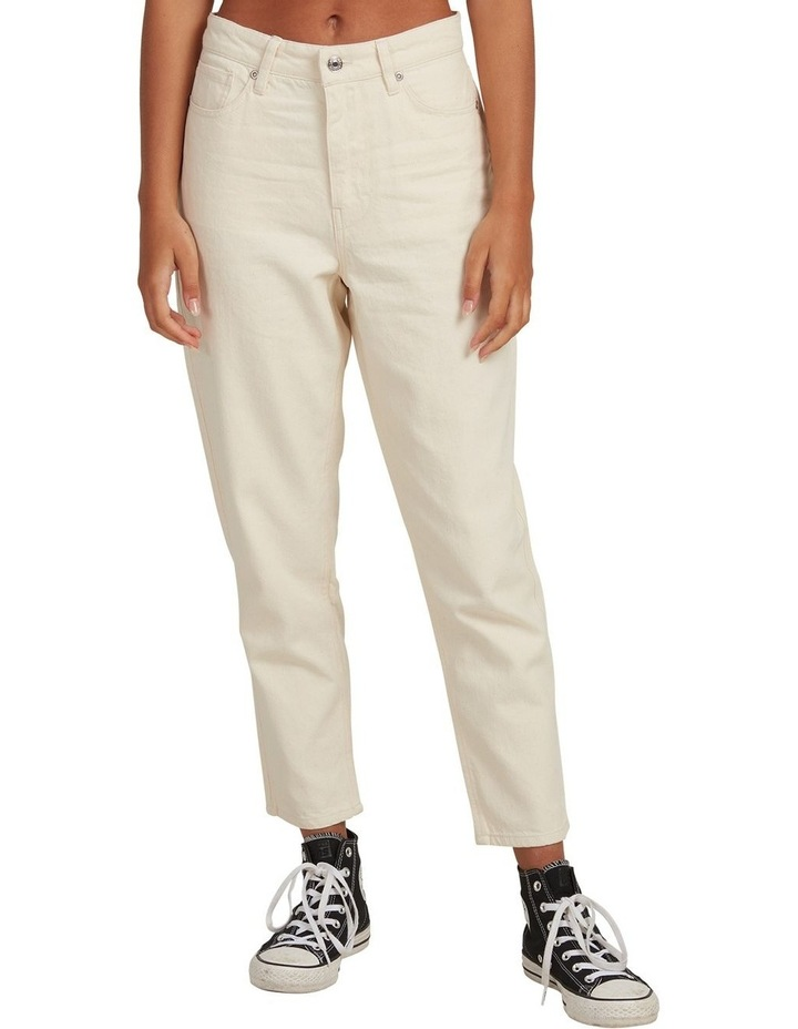 Womens Infinity Time Organic Mom Fit Pant image 1