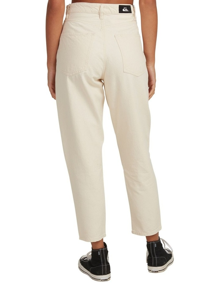 Womens Infinity Time Organic Mom Fit Pant image 3