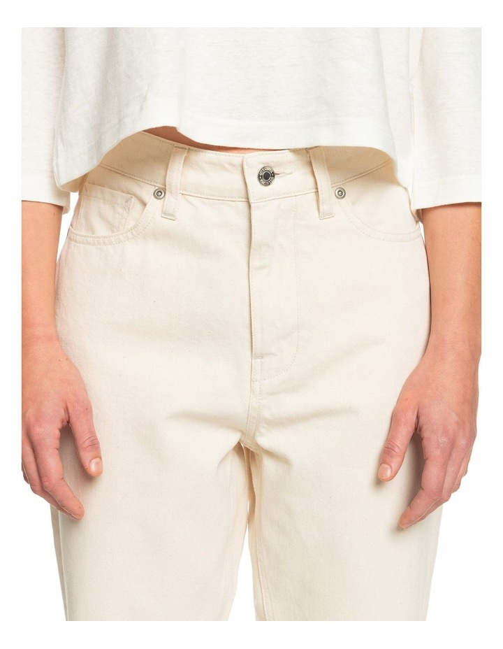Womens Infinity Time Organic Mom Fit Pant image 4