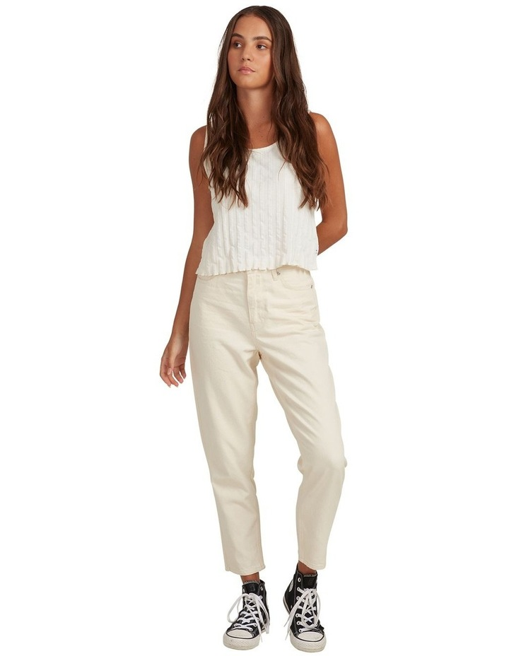 Womens Infinity Time Organic Mom Fit Pant image 6