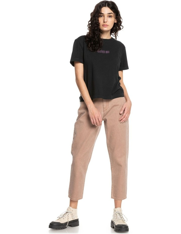 Womens Infinity Time Mom Fit Jeans image 6