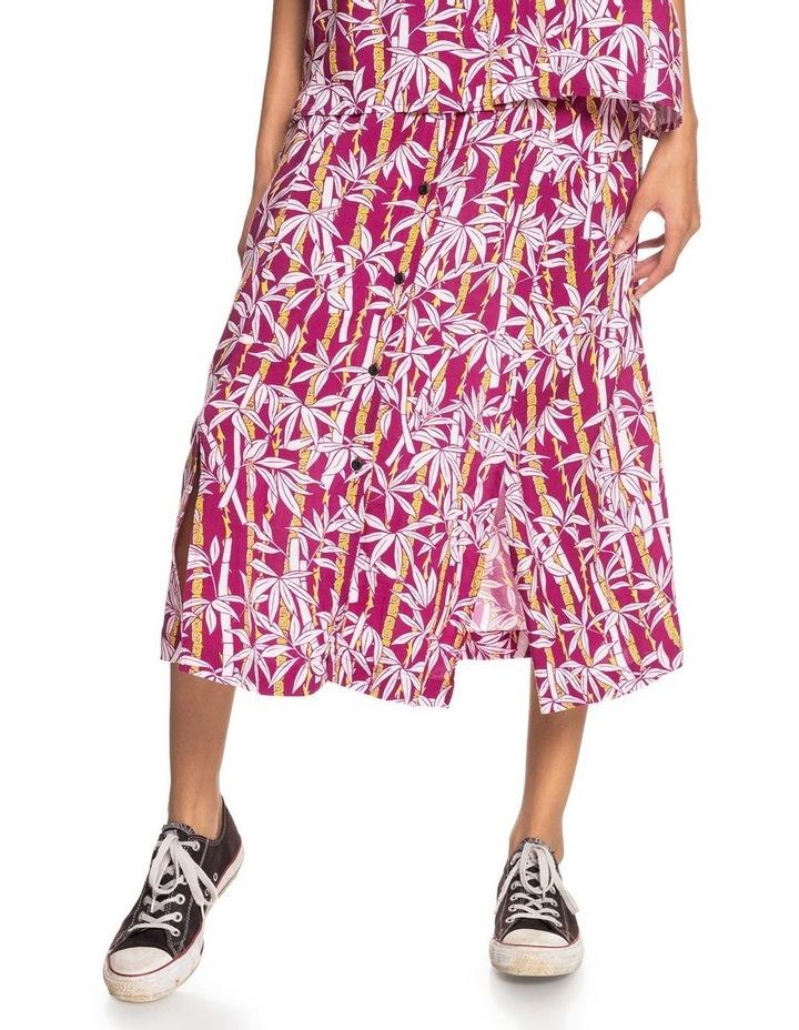 Womens Tribal Viscose Skirt image 1