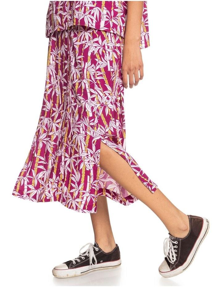 Womens Tribal Viscose Skirt image 2