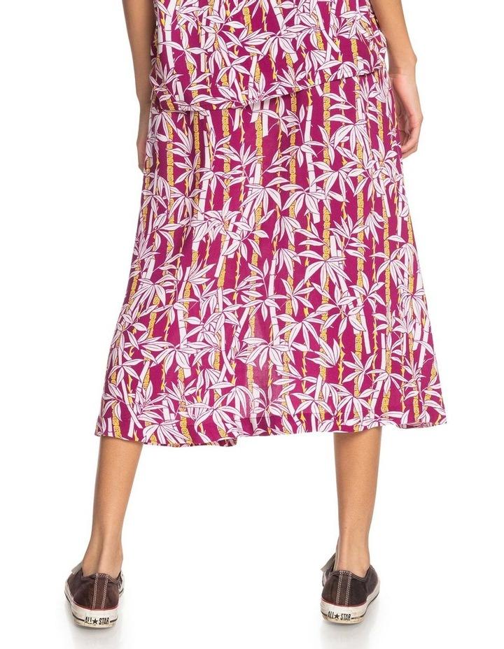Womens Tribal Viscose Skirt image 3