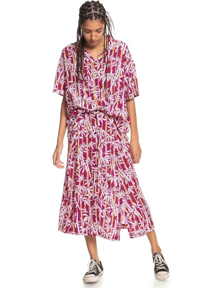 Womens Tribal Viscose Skirt image 5