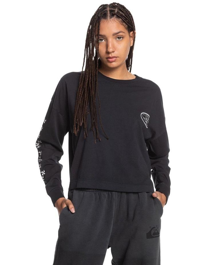 Womens Fair Organic Long Sleeve T-Shirt image 2