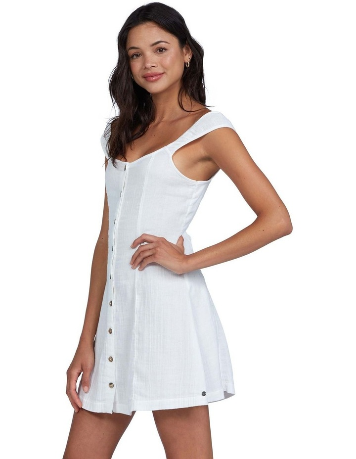 Womens Think Again Mini Dress image 2