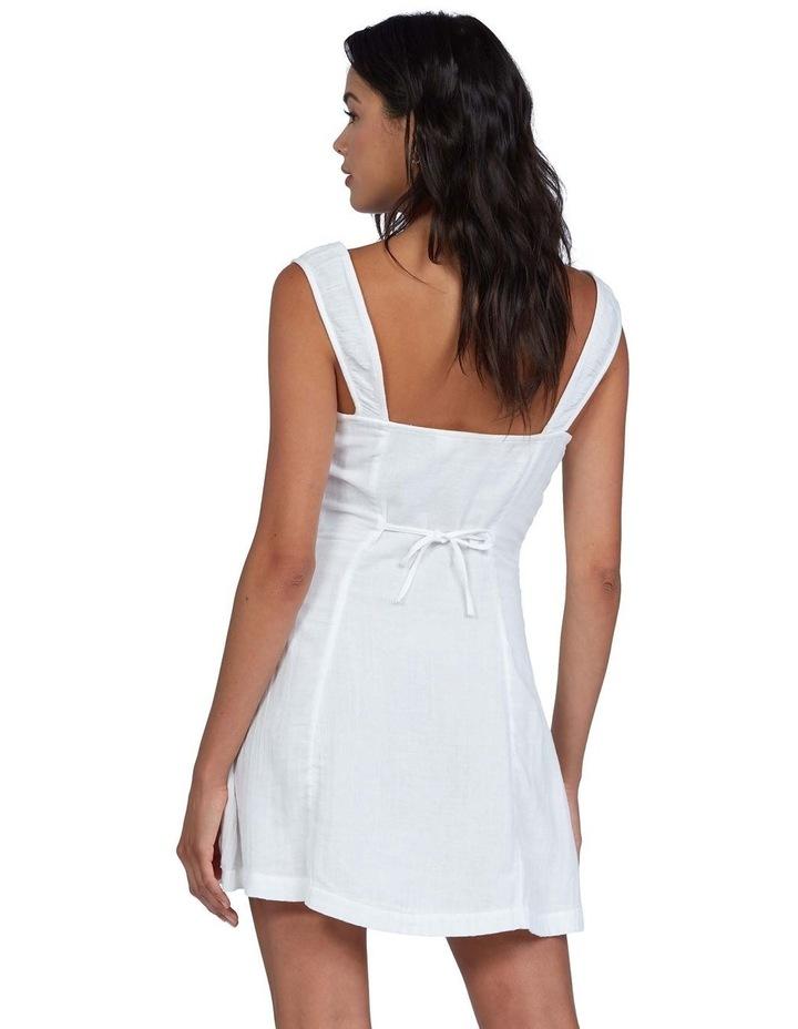 Womens Think Again Mini Dress image 3