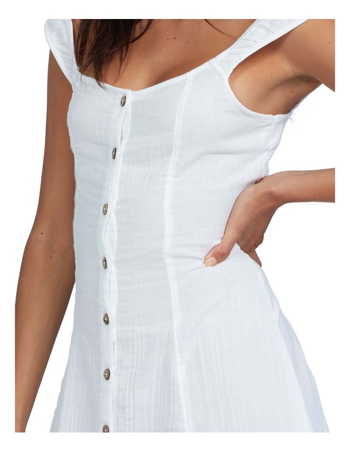 Womens Think Again Mini Dress image 4