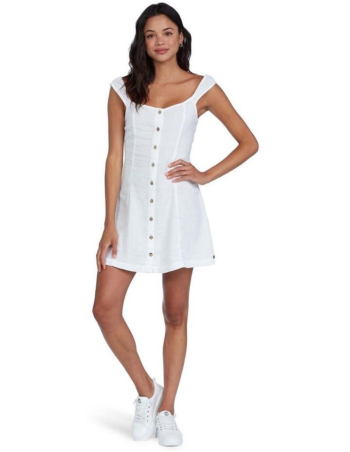 Womens Think Again Mini Dress image 5