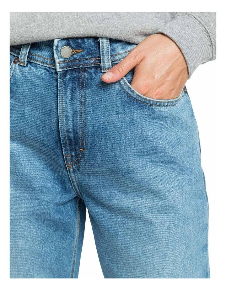 Womens Vertical Rhythm Straight Fit Jeans image 5