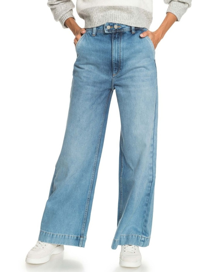 Womens Stronger Obsession Flared Jeans image 1