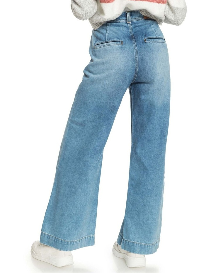 Womens Stronger Obsession Flared Jeans image 2