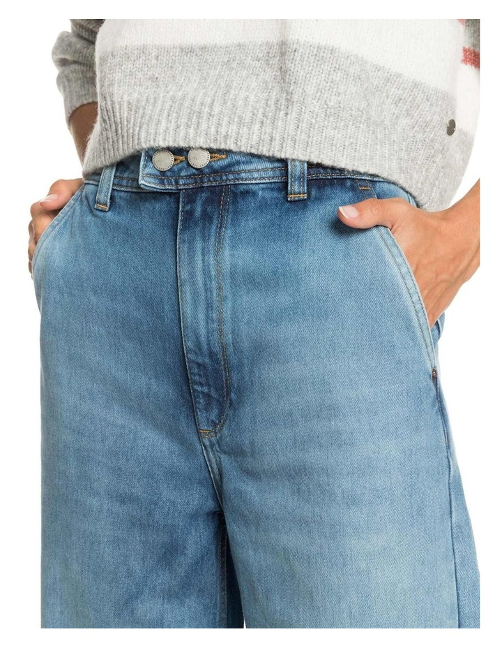 Womens Stronger Obsession Flared Jeans image 3