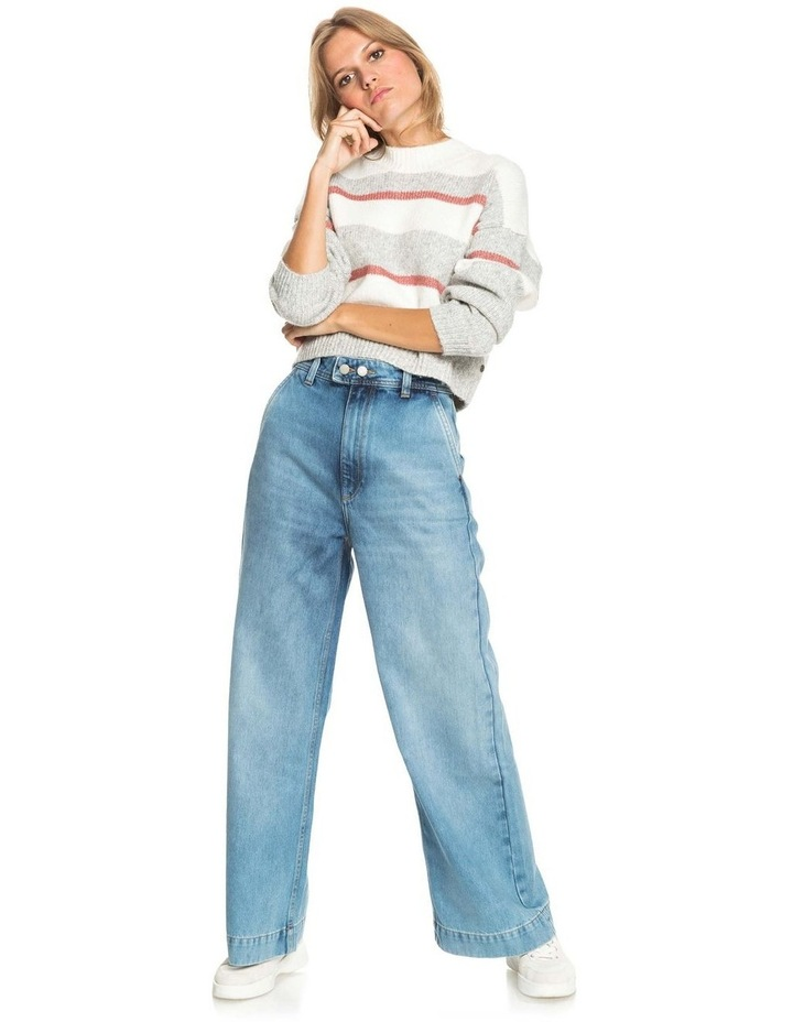 Womens Stronger Obsession Flared Jeans image 4