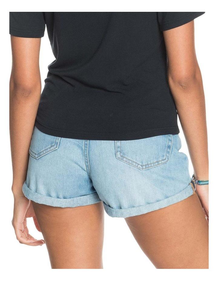 Womens Authentic Denim Shorts image 3