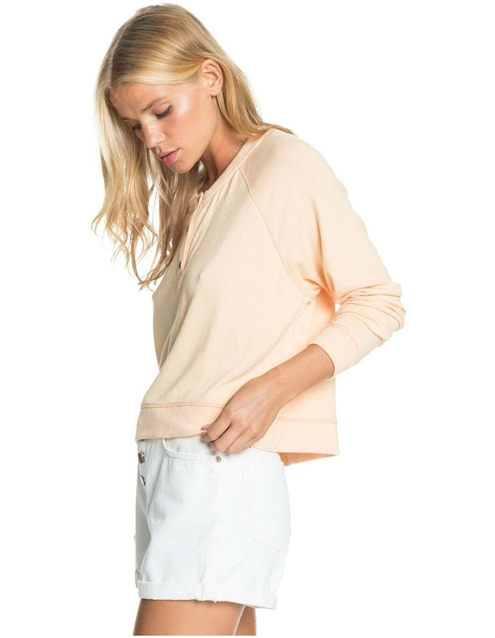 Womens Take It Home Cosy Long Sleeve Top image 2