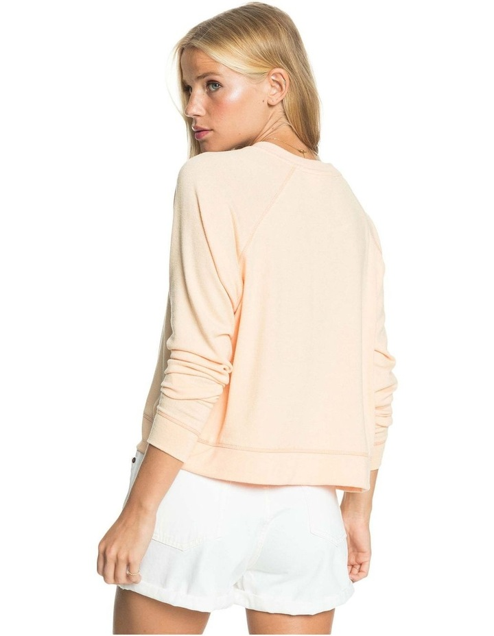 Womens Take It Home Cosy Long Sleeve Top image 3
