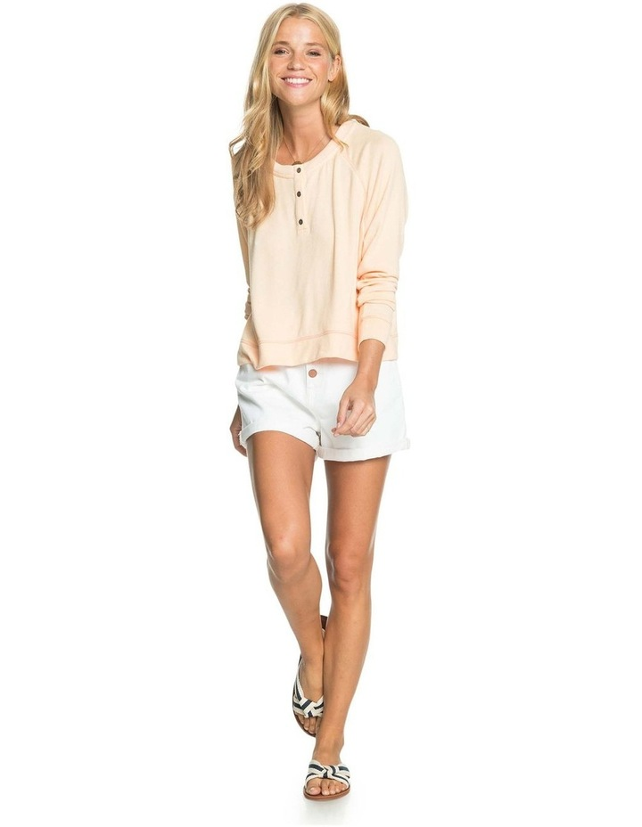 Womens Take It Home Cosy Long Sleeve Top image 4