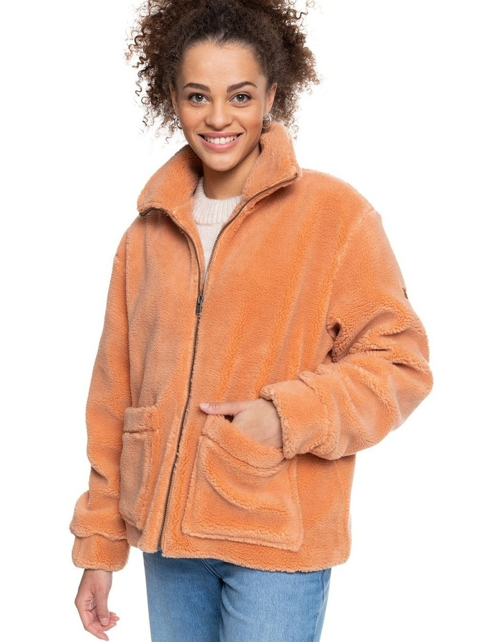 Womens Alright Now Sherpa Jacket image 1
