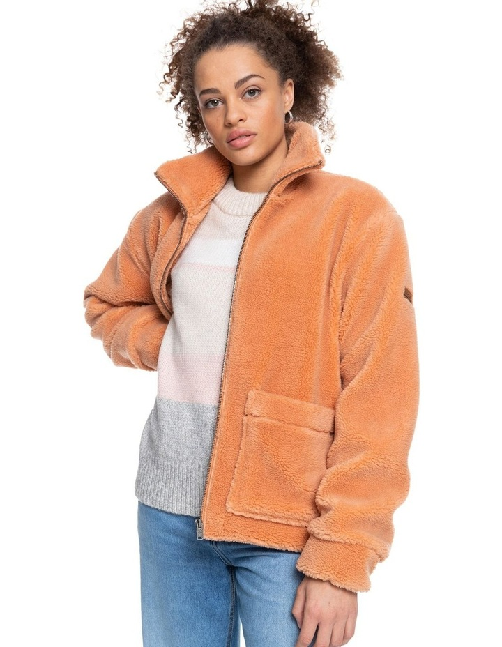 Womens Alright Now Sherpa Jacket image 2