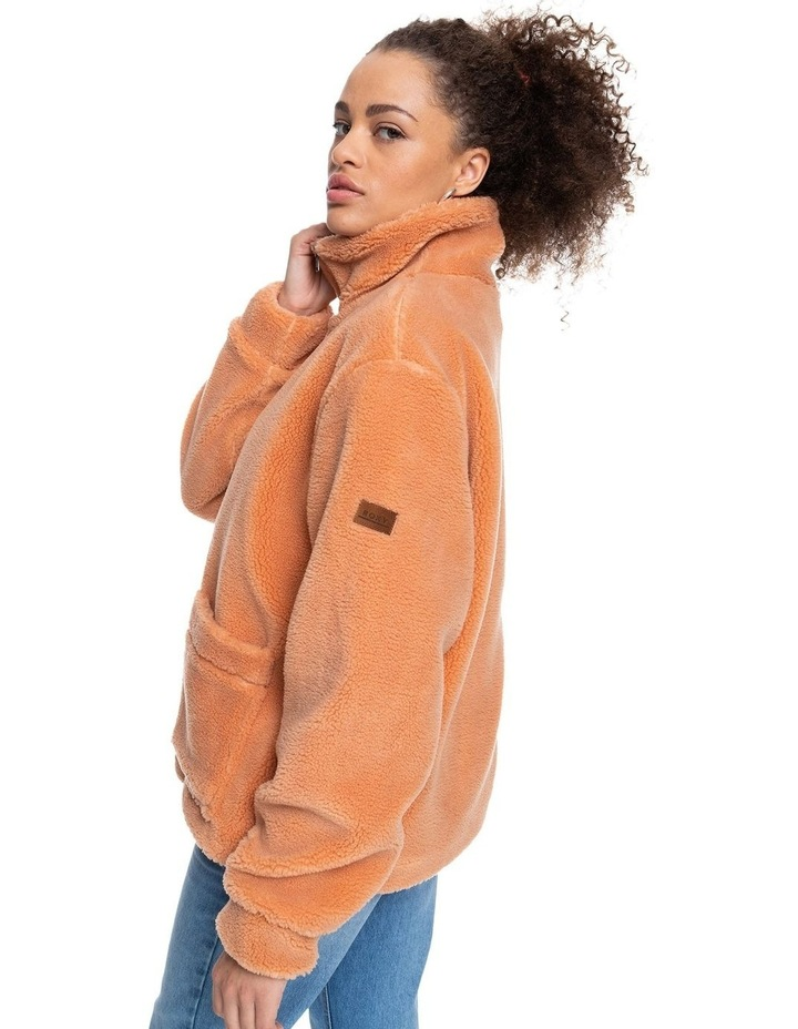 Womens Alright Now Sherpa Jacket image 3